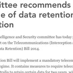 now its up to @AustralianLabor to block Tony Abbotts $400 million surveillance tax #StopDataRetention http://t.co/wjh95DCww5