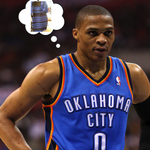 Russell Westbrooks bad first half explained: http://t.co/H68XOdp66L