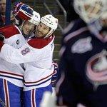 """Jacob De La Rose gjorde 1a målet för Montreal –och 2a: """"Drömt om det här"""" http://t.co/vQTEz4X0FY #twittpuck #nhlse http://t.co/ti7w0Rpn9R"""