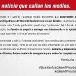 """""""@tioperro9: Qué lindo, nietito  #quevuelvachileapruebadejiles Nuevas informaciones sobre el caso Dávalos / Caval http://t.co/CUhgjdJTd2"""""""