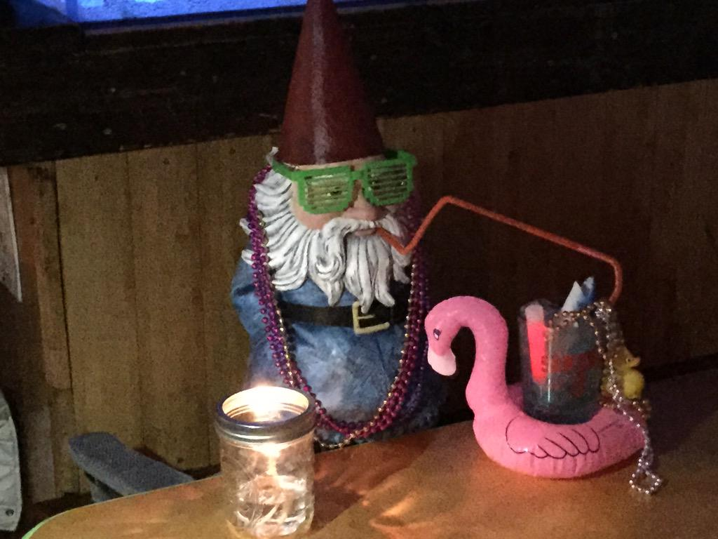 Welcome, @RoamingGnome! Enjoy the Shark Attack! #lfk #Lawrence http://t.co/YiGbvy0qSL