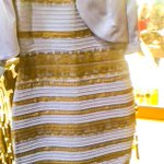 THE DRESS IS #whiteandgold COME ON PEOPLE???????? http://t.co/BGBh65We2r