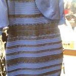 Vamos tentar. Quem enxerga o vestido BRANCO E DOURADO dá RT e quem enxerga o vestido AZUL E PRETO favorita! ???? HAHA http://t.co/i5n6ZF4xP6