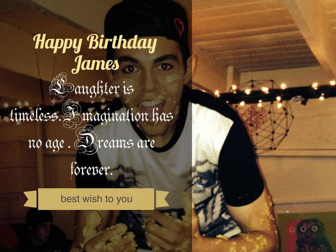 Happy birthday even though its still thursday there. Much love from janoskianator in Indonesia