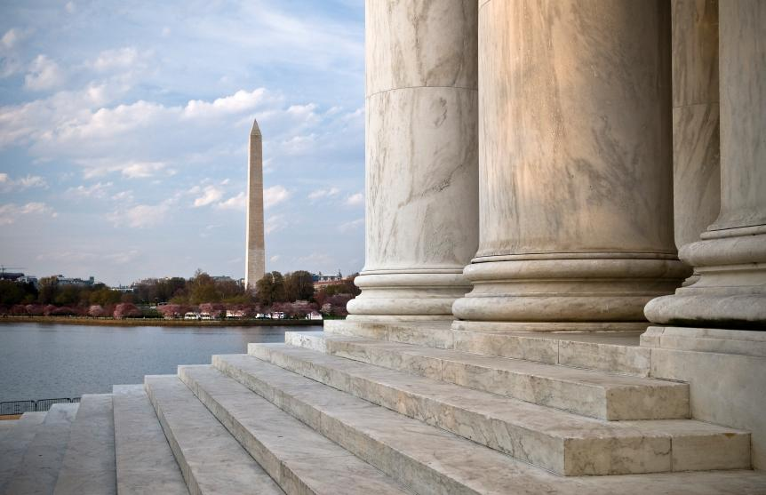 """Planning a trip to """"the other Washington?"""" Check out our insider's guide to Washington, D.C.:"""
