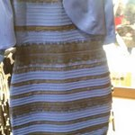 Is this dress #WhiteandGold or #BlueandBlack? (Please, someone settle this! The #KING5 newsroom is split) http://t.co/iXeSnRHYUX