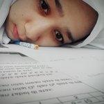 Hayyy aku udh pulang sekolah ahhaha  Pulang nya cepet kannn~  Radi ulangan matemtika pusing bgt hahhagga http://t.co/6VR48VZkAV