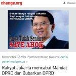 Petisi Rakyat Jakarta Cabut Mandat DPRD dan Bubarkan DPRD. Pls sign and RT https://t.co/g9K6S3g5IQ #SaveAhok http://t.co/BstNU3FNBd