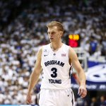 Tyler Haws is now the all-time leading scored at #BYU! Congrats to Tyler for an amazing career as a Cougar! #BYUhoops http://t.co/TRTWD2P3Ws