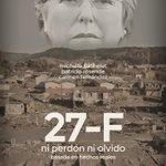 CHILE NUNCA OLVIDARA QUE UN 27 DE FEBRERO. LA PRESIDENTA BACHELET OMITIÓ LA AALRMA DE TSUNAMI #27debreroniperdon http://t.co/pUA6niwxvz