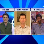 #CWC15 #KingsOfCricket | Good toss for SA to win, they should look for a big total now says Ricky Ponting on CNN-IBN http://t.co/KDPGbftfOh