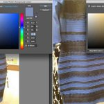 #whiteandgold! #blackandblue! Theories about why we see #TheDress differently >> http://t.co/rGoVubcRBL #Q13FOX http://t.co/9K63IJLLWX