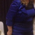 WE HAVE ANSWERS:  The Dress Is Blue And Black, Says The Girl Who Saw It In Person http://t.co/AILkpGdGLl http://t.co/UHg6LEuvRJ