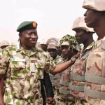 Waiting for APC to say these are not real soldiers because their uniforms are not dirty or something... http://t.co/S4VhqRdZez
