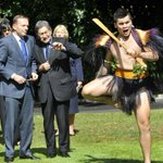 Great to be in New Zealand for my first official visit. What a wonderful welcome! http://t.co/dsfh3mdy9t