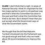 Has @JasonClareMP and the rest of the @AustralianLabor party sold out on data retention? Clare says no http://t.co/8MJIoxOahN