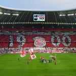 Alles Gute @FCBayern ! #münchenswahreliebe #münchenistrot #miasanmia #MiaSan115 #liebekenntkeineliga @BayernAmateure http://t.co/yxdtdP2mzf