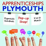Our #BAC15 #plymouth @Apprenticeships Information Hub is ready for #NAW2015 #getingofar #heretohelp #careers http://t.co/3kIbPW5R5o