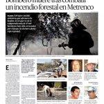 3era víctima por incendios en la Araucanía y el ministro Peñailillo bien gracias cc @GobiernodeChile http://t.co/gBkEyw7Sfd