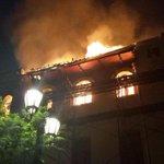 Incendio afecta a una casona patrimonial en comuna de Santiago http://t.co/g5t13jYdPn http://t.co/2vY4ICmvws