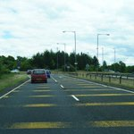Road works - Sat 28 Feb,  0400-1200,  Resurfacing @ Moorfield Roundabout on the A71 between Kilmarnock and Irvine. http://t.co/OKG1HHTyN4
