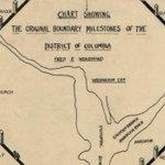 1906 Map of All #DC Boundary Stones #TBT #rerun http://t.co/NEN7qTxR2T http://t.co/vEFPb6XDu1