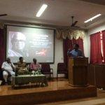 RT @shylaar: Lovely neat talk sir. @Dhananjayang