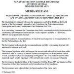 """Attorney-General George Brandis thanks @AustralianLabor for its """"bipartisanship"""" when it comes to Data Retention: https://t.co/ysQENDcqw2"""