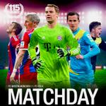 Geburtstagsheimspiel! #FCBKOE #packmas #MiaSan115 http://t.co/VDMBAqHo8f