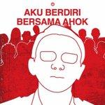Yes... Aku berdiri bersama Ahok #SaveAhok http://t.co/2UHYlD9TPU