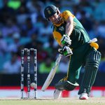 AB De Villiers (162*) hits the second-fastest World Cup century as South Africa set the West Indies 409 to win #CWC15 http://t.co/G9yWev4zw8