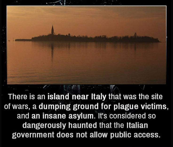 Unexplained Mysteries | Island Near Italy Is So Haunted No One Is Allowed There