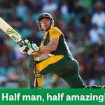Incredible stuff at the @scg! AB smashed the fastest 150 in ODI cricket EVER: http://t.co/sBDAajuIeg #cwc15 #SAvWI http://t.co/mPhJDlMguH