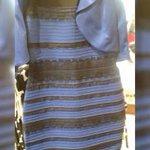 ¿De qué color es el vestido? Esta es la foto que se hace viral en la web → http://t.co/ABu6YsgKc0 http://t.co/RybtANWjb2