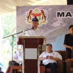 RT@SannJimbau: Ucapan Perasmian YAB Datuk Patinggi @NajibRazak , Perdana Menteri Malaysia @relamalaysia http://t.co/xgaEfi2A4r