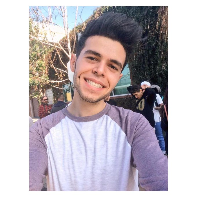 HAPPY BIRTHDAY TO THE MOST WONDERFUL GUY IN THE WHOLE WORLD, JAMES YAMMOUNI!! I LOVE YOU SO MUCH
