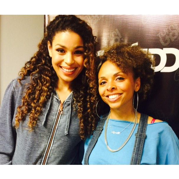 Love to the beautiful soul @JordinSparks for hanging out with the @CKBPshow. She'll be in #TheBlock this Saturday http://t.co/ZiPNeFsBuc