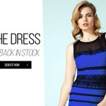 RT @romanoriginals: We can confirm #TheDress is blue and black! We should know! http://t.co/qAeIIHzJxk http://t.co/kkxjUbmgI3