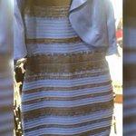 Todos hablarán de esto | El vestido blanco que también puede ser azul: http://t.co/ABu6YsgKc0 #TheDress #ElVestido http://t.co/DmdwMxqOSR