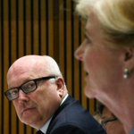 Ludicrous: Gillian Triggs hits back at claims she canvassed possible resignation http://t.co/6aIpPraBnA http://t.co/1ICIIdcVjy