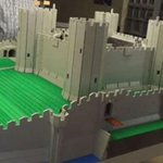 Watch this great time lapsed video of Rhuddlan Castle recreated with 50,000 #LEGO pieces: http://t.co/TCGoCEHcl7 http://t.co/7yXby5o4MO