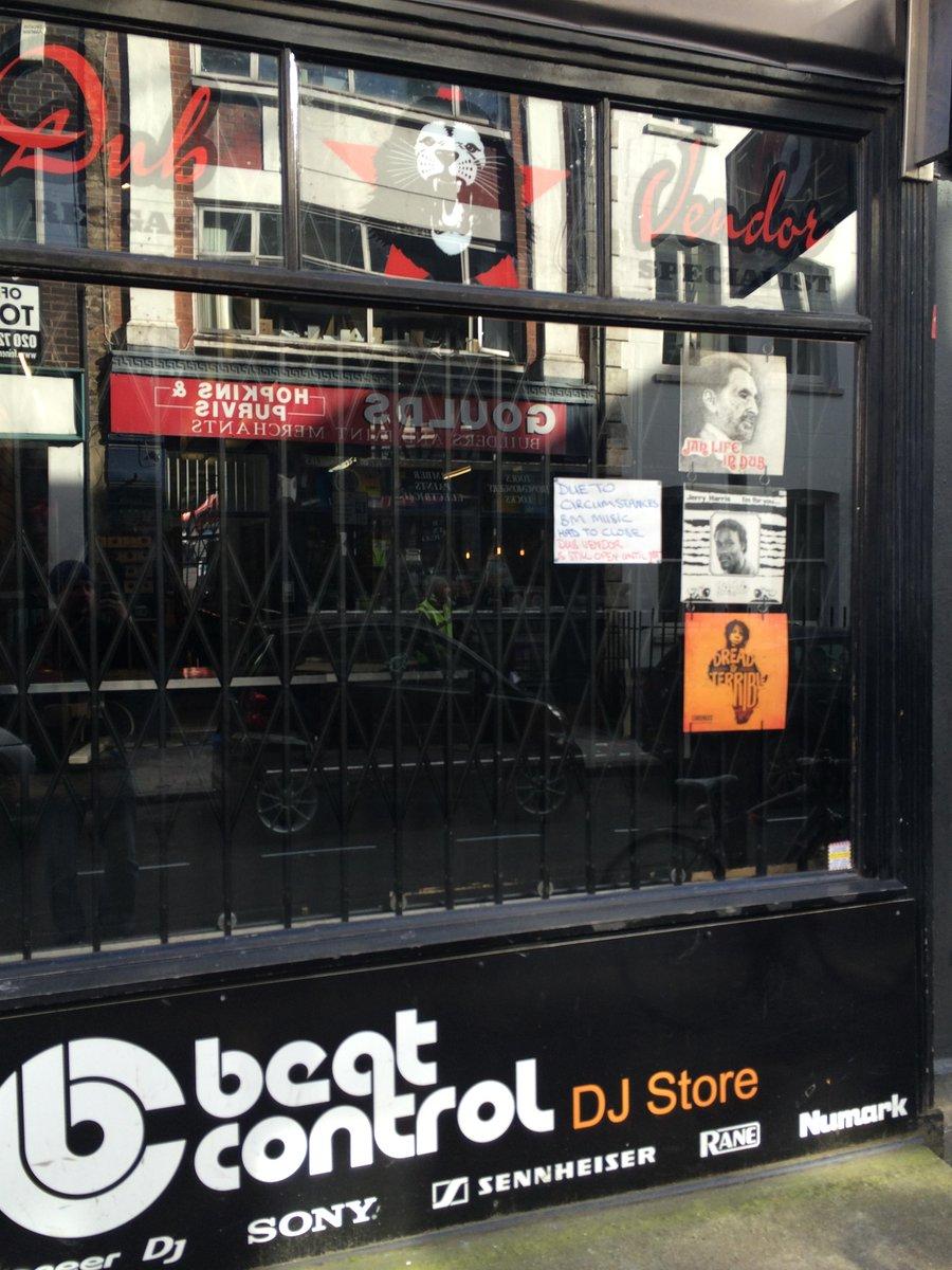 BM Soho has closed down?? Very sad news if true :( http://t.co/LsPT6lCgHk