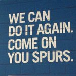 And @SpursOfficial fans, give us a RT if you think the boys from the Lane will do it again #SpursAtWembley http://t.co/k2S9YiIn3L