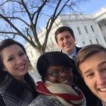 Valdosta state students taking over the White House!! #inthewh @WhiteHouse @valdostastate http://t.co/pjUm8Czu0A