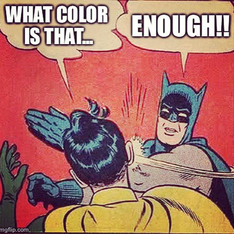 Seriously, if someone ask about #TheDress one more time... http://t.co/uZSyY1djTh