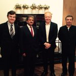 RT @amitabhmattoo: With @anandmahindra & Anthony Pratt  co-patrons of  the Australia india Leaders Dialogue &co-chair Ross Fitzgerald http:…