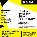 Lady Bay #Vintage Market today! 11-4 http://t.co/rzvFX6bjBG #WestBridgford #Nottingham #Notts http://t.co/Ck9FaqMy0M