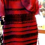 Pöllölaaksossa tämä mekko nähdään kyllä punaisena. #dressgate http://t.co/EbNVkmZzau