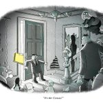 An Addams kind of Census. @1RossGittins col tomorrows SMH 28/2/15. © Glen Le Lievre. #smh #auspol #theaddamsfamily http://t.co/rGQSIpXee3