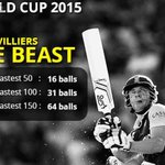 #CWC15 | @ABdeVilliers17 - came, hammered, conquered; 162 off 66 http://t.co/5SVqKwzMo4 http://t.co/1cZAM4WWZX